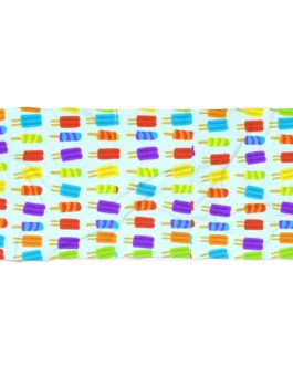 Popsicles Galore Beach Towel