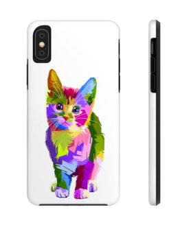 Kitten Of All Colors Phone Case – iPhone XS
