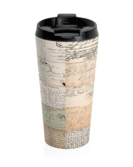 Postcards From The Edge Travel Mug