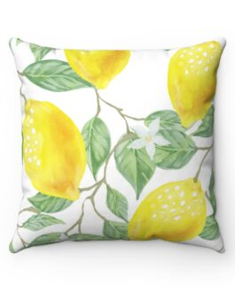 Big Ol' Lemons Sofa Pillow