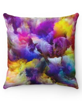 Swirls of Paint Sofa Pillow