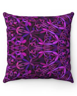 Mandala Purple Sturple Sofa Pillow