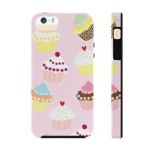 Cupcakes Are My Meat And Potatoes Phone Case on chezgigis.com