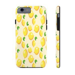 Lots O' Lemons Phone Case on chezgigis.com
