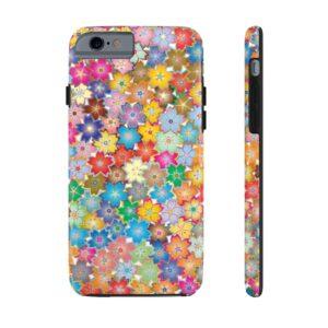 Little Flowers Everywhere Phone Case on chezgigis.com