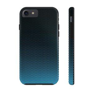 Blue, Blue Diamonds Phone Case on chezgigis.com