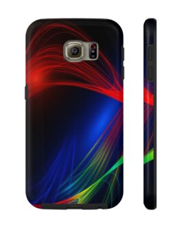 Swirl Of Color Phone Case