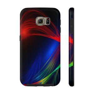 Swirl Of Color Phone Case on chezgigis.com