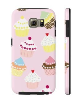 Cupcakes Are My Meat And Potatoes Phone Case
