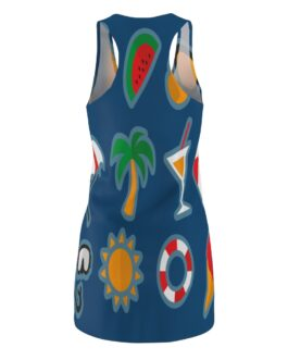 Summer Icons Are Here Forever Racerback Dress