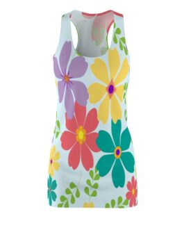 Pretty, Clarice, So Pretty Racerback Dress