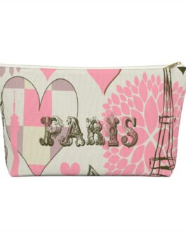 I Love Paris When It Sizzles Accessory Pouch