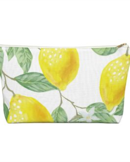 Big Ol' Lemons Accessory Pouch