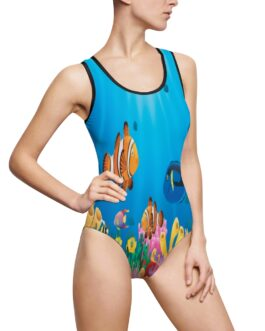 Fishies In The Sea Swimsuit