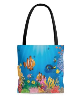 Fishies in the Sea Tote Bag