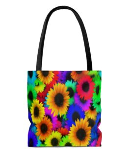 So Many Sunflowers Tote Bag