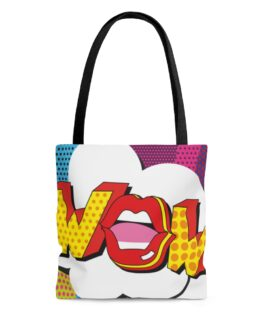 Wow Lips! Tote Bag