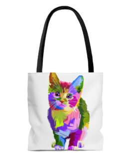 Kitten Of All Colors Tote Bag