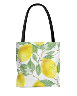 Big Ol' Lemons Tote Bag