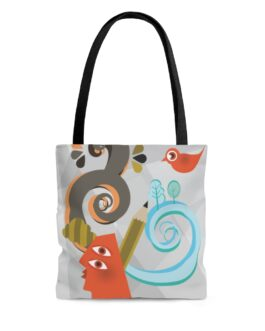 Abstract Art Is Still Art Tote Bag