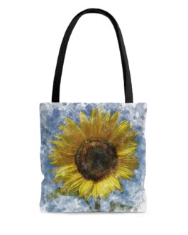 It's Stylish Sunflower Time Tote Bag