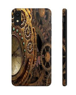 Steampunk Crisis Phone Case