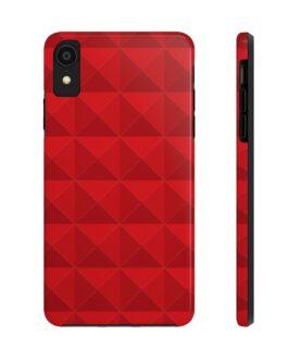Ruby Diamonds Phone Case