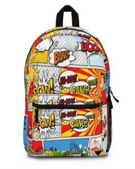 Superhero Very Smart Backpack