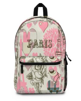 I Love Paris When It Sizzles Backpack