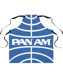 Pan Am Apron