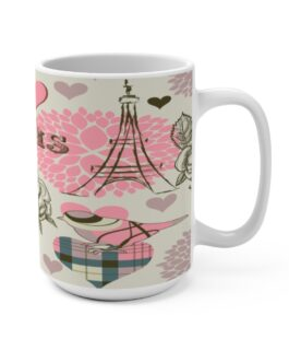 I Love Paris When It Sizzles Coffee Mug