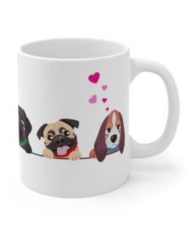 Border Dogs Mug
