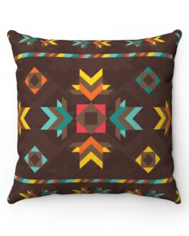 Tribal Patterns Sofa Pillow