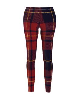 Aye, Tis Plaid Leggings