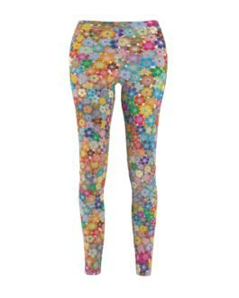 Little Flowers Everywhere Leggings