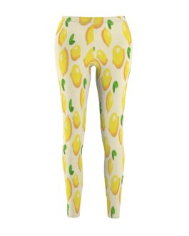 Lot O' Lemons Leggings