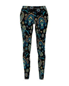 Paisley Awesomeness Leggings