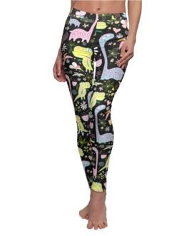 Cutie Pie Dinosaurs Leggings