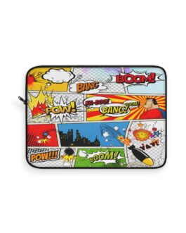 Superhero Laptop Sleeve