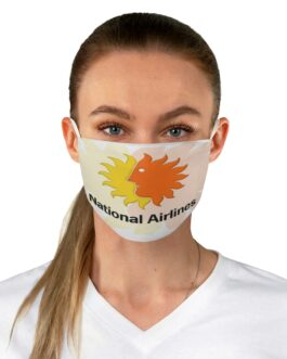 National Airlines Face Mask