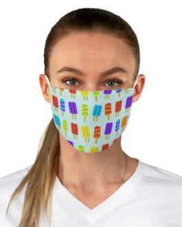 Popsicles Galore Fabric Face Mask