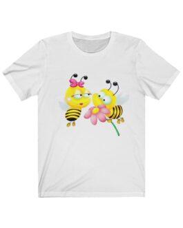 A Couple Of Bee-Youtiful BeesTee