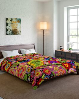 The Sixties Rule Comforter