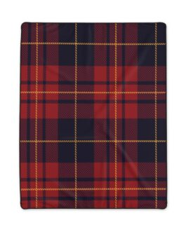 Aye, Tis Plaid Blanket