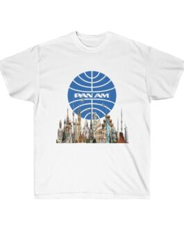 Pan Am And The World Ultra Cotton Tee